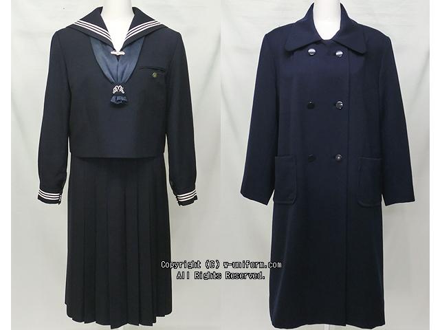 武庫川女子大学附属中学・高校の制服