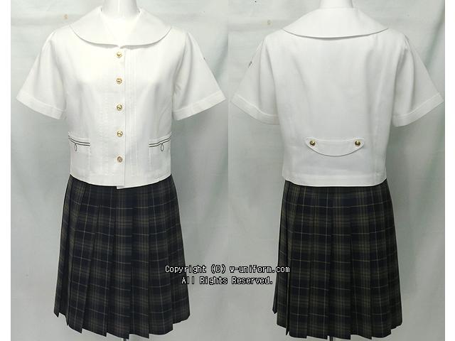 大分東明高校の制服