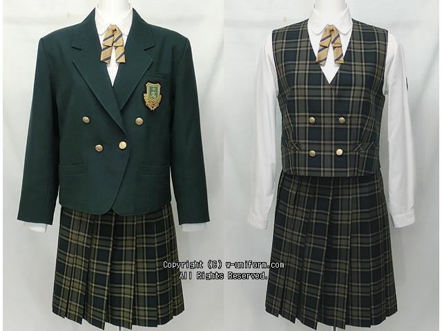 東京学館浦安高校の制服