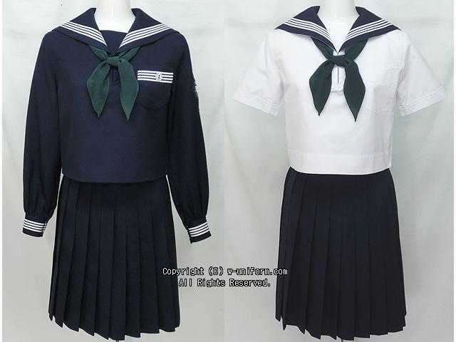 常盤木学園高校の制服