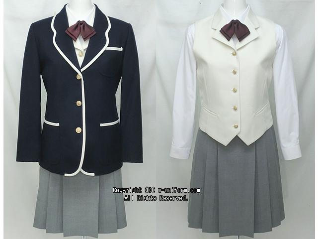 聖セシリア女子中学校の制服