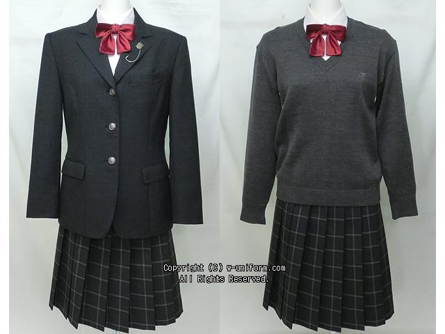 大成女子高校の制服