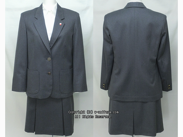松蔭女子短期大学の制服