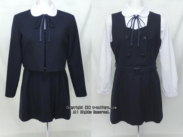 法政大学女子高校の制服