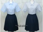 東京純心女子高校の制服