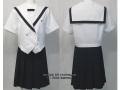 函館大妻高校の制服