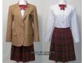 中村女子高校の制服