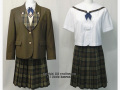 住吉商業高校の制服