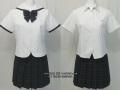 鎮西学院高校の制服