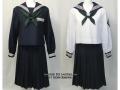 常盤木学園の制服
