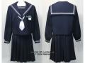 日新中学校の制服