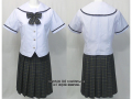 八女学院中学・高校の制服