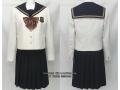 岡山南高校の制服