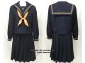 鎌ヶ谷西高校の制服