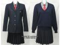 藤ノ花女子高校の制服