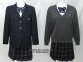 日本大学豊山女子高校の制服