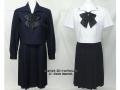 麹町学園女子高校の制服