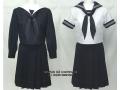 成女学園の制服(冬・夏)