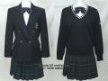 共栄学園高校の制服