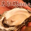 【牡蠣通販】岩牡蠣(特特大・約500g〜600g)