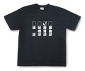 脱力系文字Tシャツ「豚骨派」商品画像