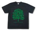 「きへん」の漢字を集めたTシャツ商品画像