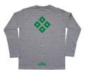 戦国武将家紋Tシャツ(長袖)「佐々成政」