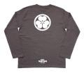 戦国武将家紋Tシャツ(長袖)「酒井忠次」