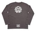戦国武将家紋Tシャツ(長袖)「片倉景綱(片倉小十郎)」