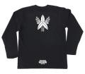 戦国武将家紋Tシャツ(長袖)「福島正則」