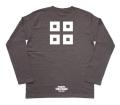戦国武将家紋Tシャツ(長袖)「京極高次」