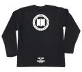戦国武将家紋Tシャツ(長袖)「服部正成(服部半蔵)」