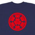 戦国武将家紋Tシャツ「長宗我部元親」