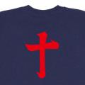 戦国武将家紋Tシャツ「島津義弘」