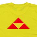 戦国武将家紋Tシャツ「北条早雲」