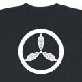 戦国武将家紋Tシャツ「山内一豊」