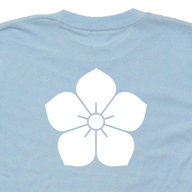 戦国武将家紋Tシャツ「明智光秀」