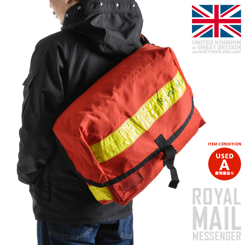 ��ʪ�����ꥹ ROYAL MAIL ��å��󥸥㡼�Хå� �����?��ե쥯����