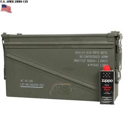 実物 米軍 40MM AMMO CAN(アンモボックス)