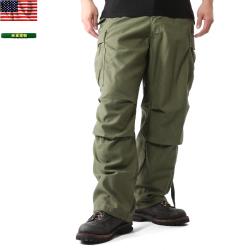 実物 米軍 M-65 フィールドカーゴ パンツ USED