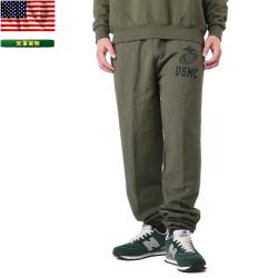 実物 新品 米軍U.S.M.C.スウェットパンツ