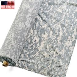 実物 新品 US ARMY(米陸軍) デジタルパターンカモ生地 ACU/UCP