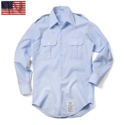 実物 新品 米空軍 ドレスシャツ