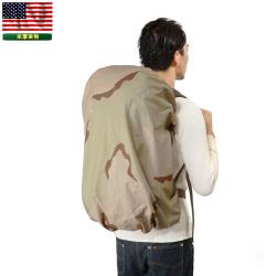 実物 新品 米軍 3Cデザート フィールドパック カバー