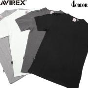 ◆AVIREX アビレックス デイリーウエア ミニワッフル Vネック 半袖 Tシャツ