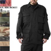 新品 米軍BDUジャケット 8色