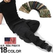 新品 米軍BDUカーゴパンツ 18色*