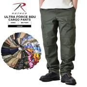 ROTHCO ロスコ ULTRA FORCE BDUカーゴパンツ 33色