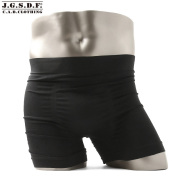 C.A.B.CLOTHING J.S.D.F. 自衛隊 6522 シームレスボクサーパンツ ブラック