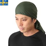 実物 新品 スウェーデン軍バンダナ
